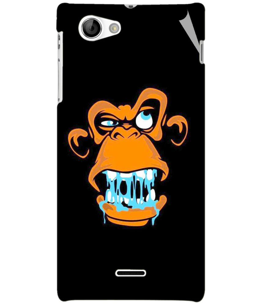 Sony Xperia J Designer Sticker by G.store