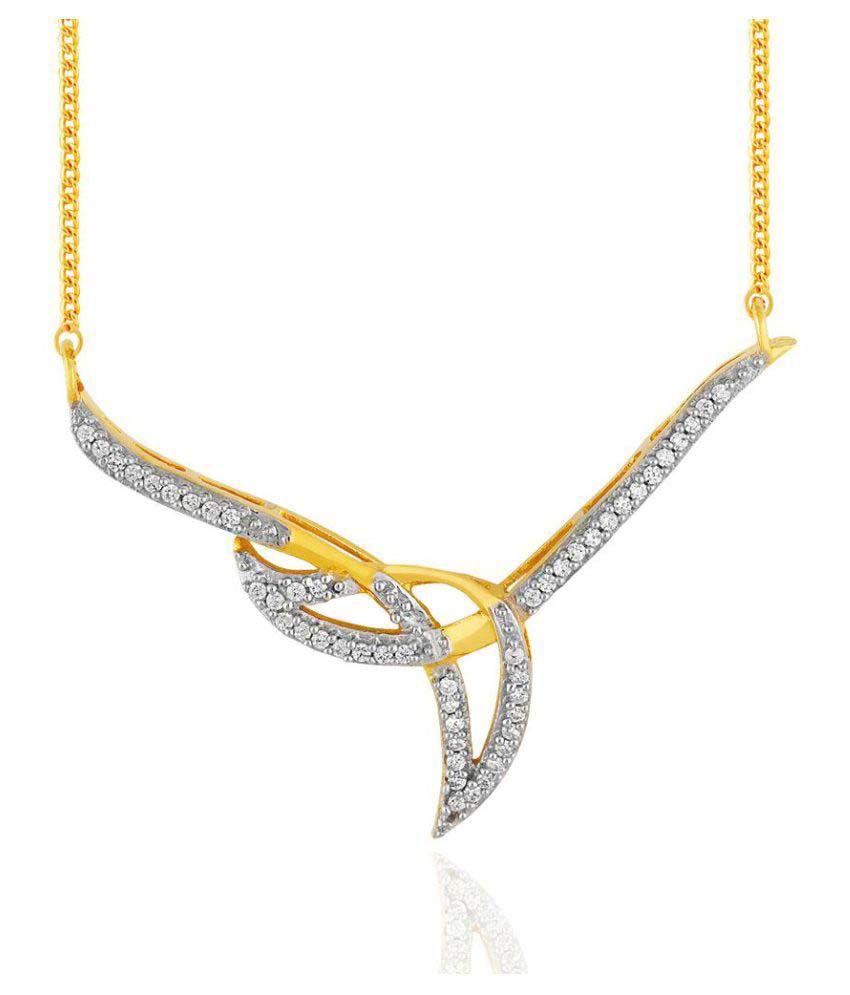Gili 18k Yellow Gold Mangalsutra