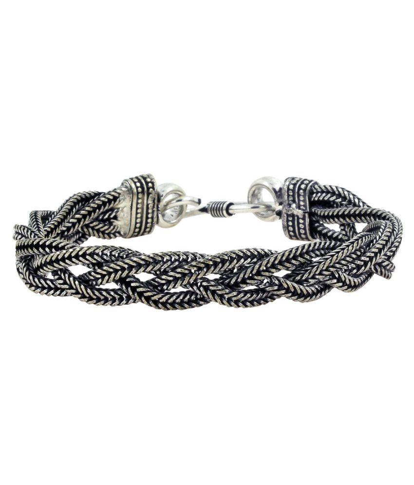 The Jewelbox Silver Bracelet