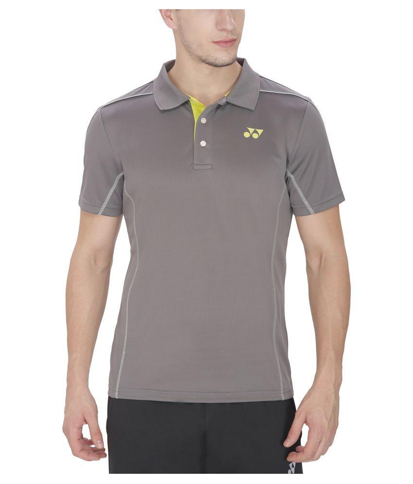 Yonex Grey T-Shirt