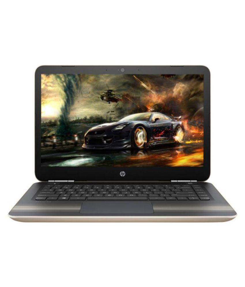 HP Pavilion 14-AL110TX Notebook (7th Gen Intel Core i7- 12GB RAM- 1TB HDD- 35.56cm (14)- Windows 10- 4GB Graphics) (Gold)