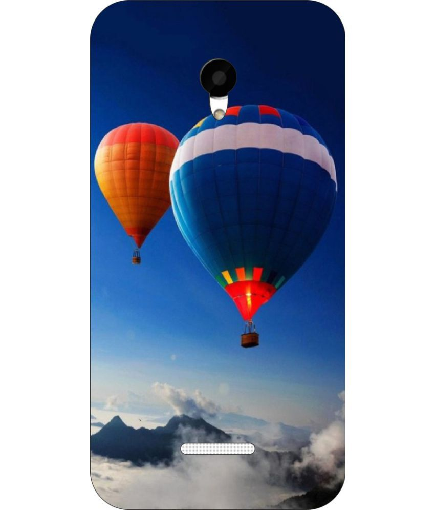 Micromax Canvas Doodle 4 Q391 Printed Cover By Go Hooked