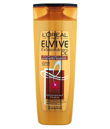 L'oreal Paris Elvive Extraordinary Oil Nourishing Shampoo (Made In Egypt)