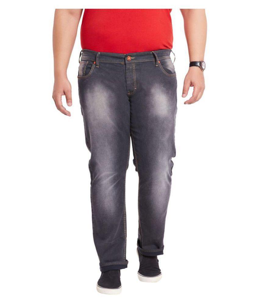 Mike & Smith Black Slim Jeans