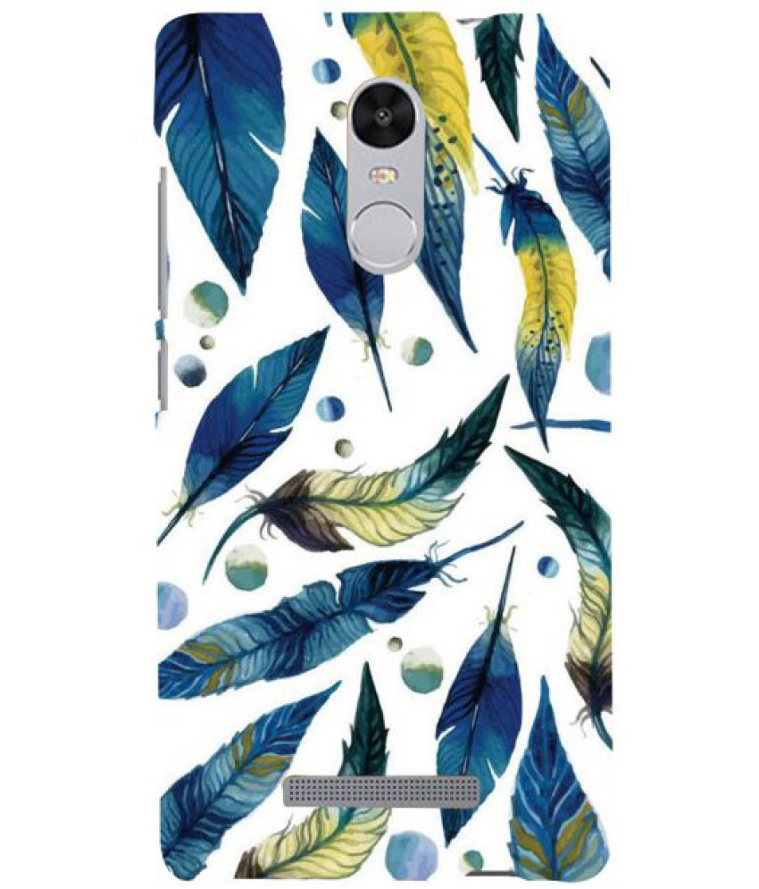Xiaomi Redmi Note 3 3D Back Covers By Fuson