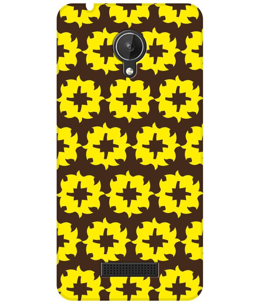 Micromax Canvas Spark Q380 Printed Cover By SWANK THE NEW SWAG