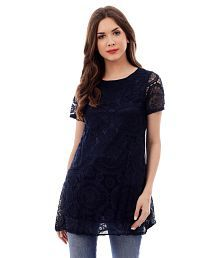 Pink Lace Others Tunics - 655448335117