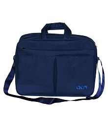 ACM Xps 12 Ultrabook Blue Polyester Office Bag