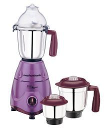 Morphy Richards ICON ROYAL Sapphire 600W 600 W 3 Jar Mixer Grinder