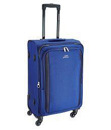 Pronto Blue L(Above 70cm) Check-in Soft Luggage