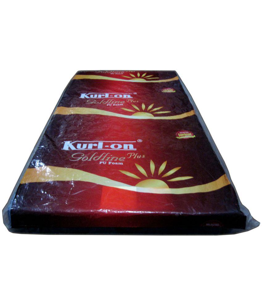 a5ed38c5a Kurlon Goldline 10 cm(4 in) Foam Mattress - Buy Kurlon Goldline 10 ...