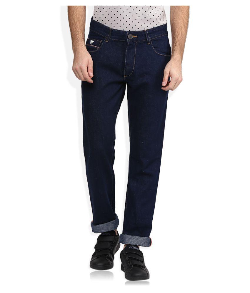 John Players Blue Slim Jeans