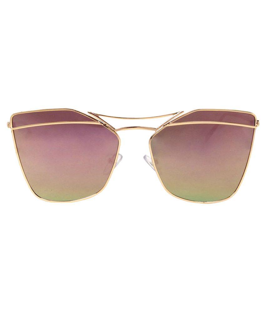 3da21a138e5d Bellofox Pink Aviator Sunglasses ( BS1070 ) - Buy Bellofox Pink Aviator  Sunglasses ( BS1070 ) Online at Low Price - Snapdeal