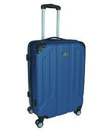 Pronto Blue S (Below 60cm) Cabin Hard Luggage
