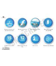Florentine Alkaline Aquagrand Plus ROUVUF Water Purifier