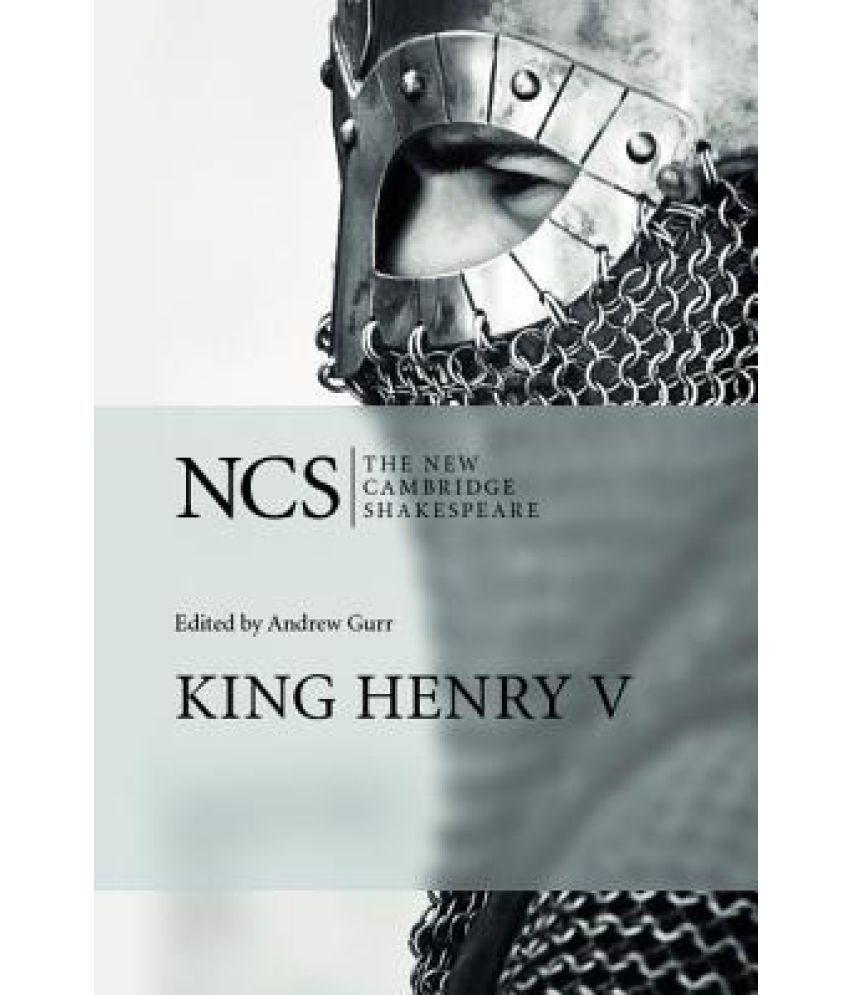 henry v analysis Prior to the battle, henry v had led his english footmen across northwestern france  st crispen's day speech william shakespeare, 1599.