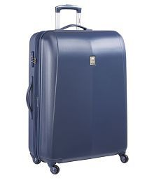 Delsey Blue L(Above 70cm) Check-in Hard Extendo 3 Luggage