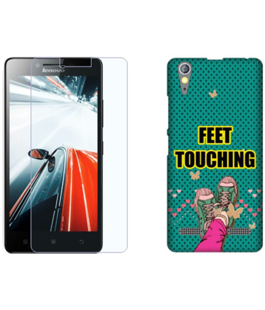 Lenovo A6000 Plus Cover Combo by Design Worlds