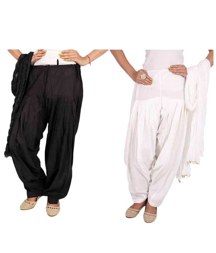 Rama Cotton Pack of 2 Patiala