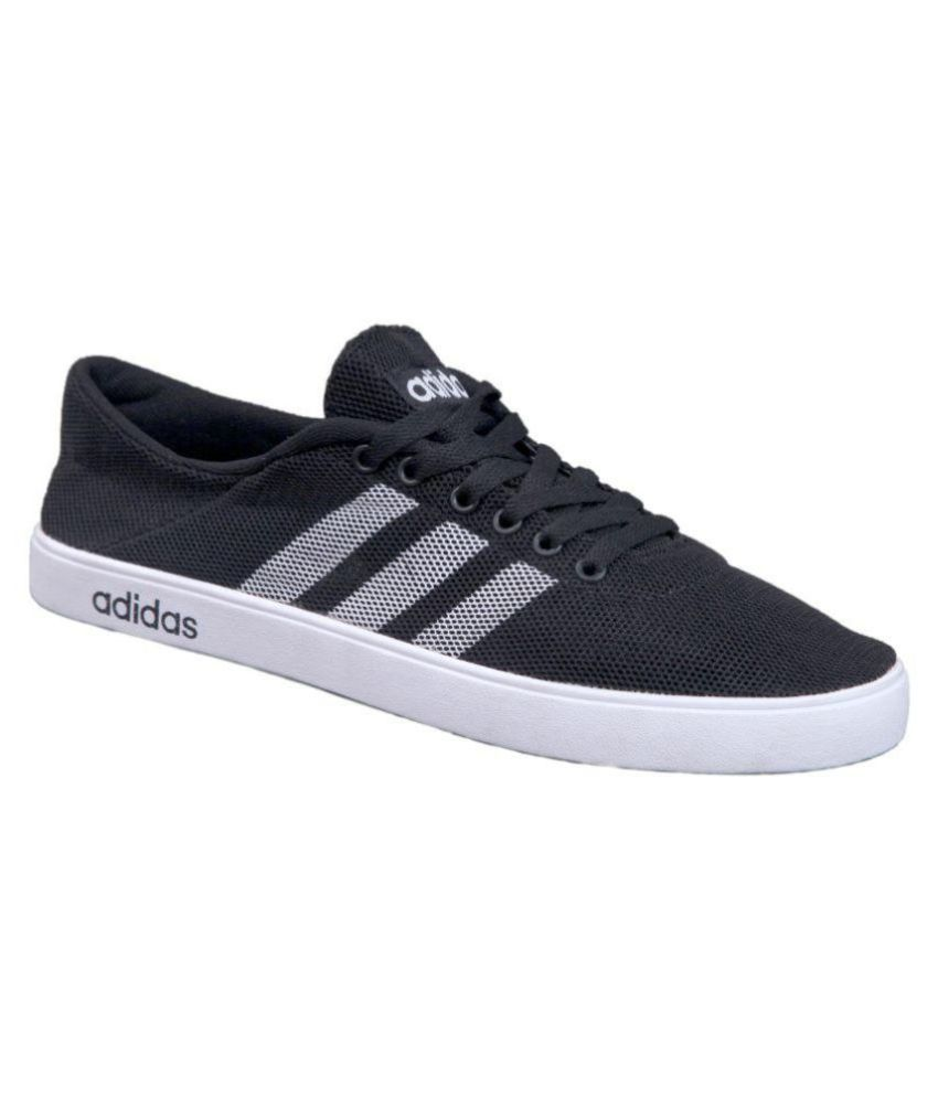 Adidas neo Black Casual Shoes - Buy Adidas neo Black Casual Shoes ... dc8a612019
