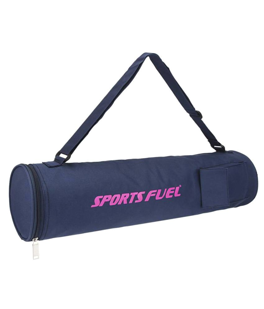 Gym Bag Flipkart: Sports Fuel Blue Medium Polyester Gym Bag Available At