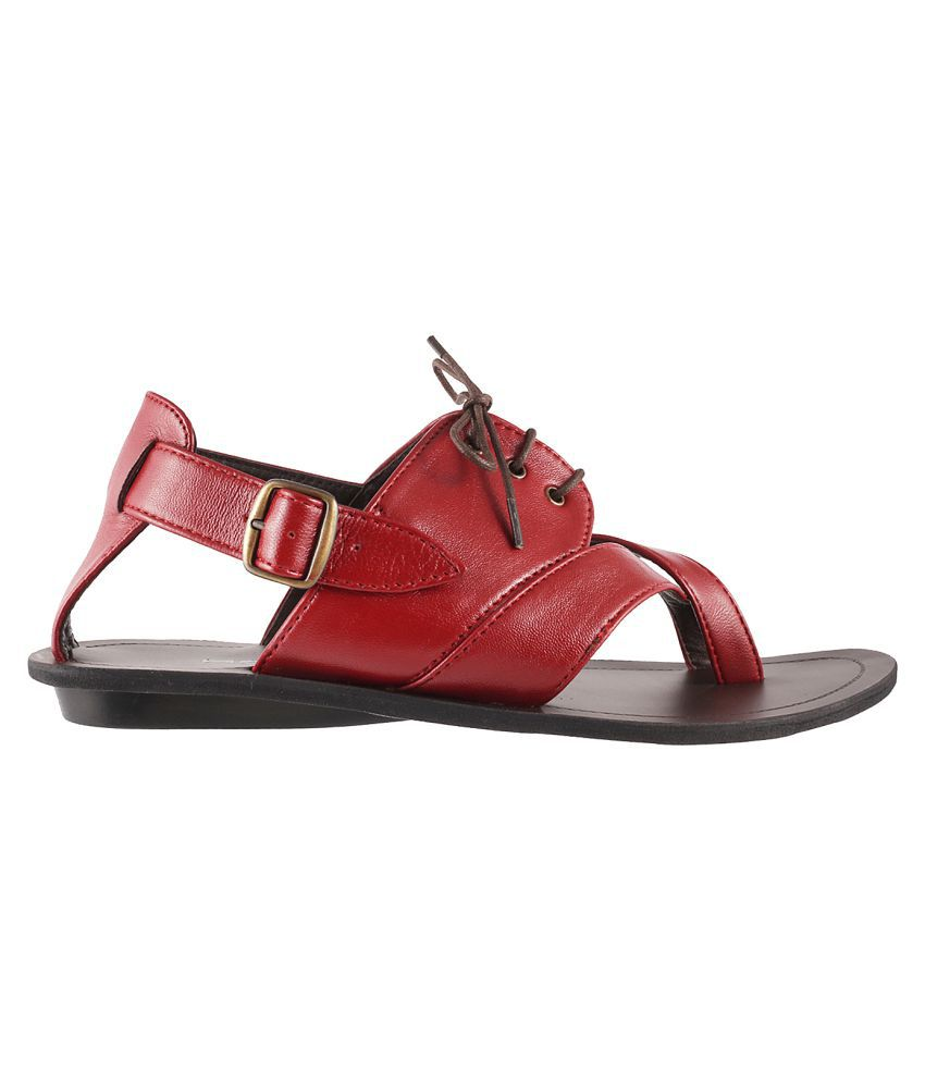 Mochi Red Sandals clearance fast delivery outlet clearance store q8ZQdAd8P