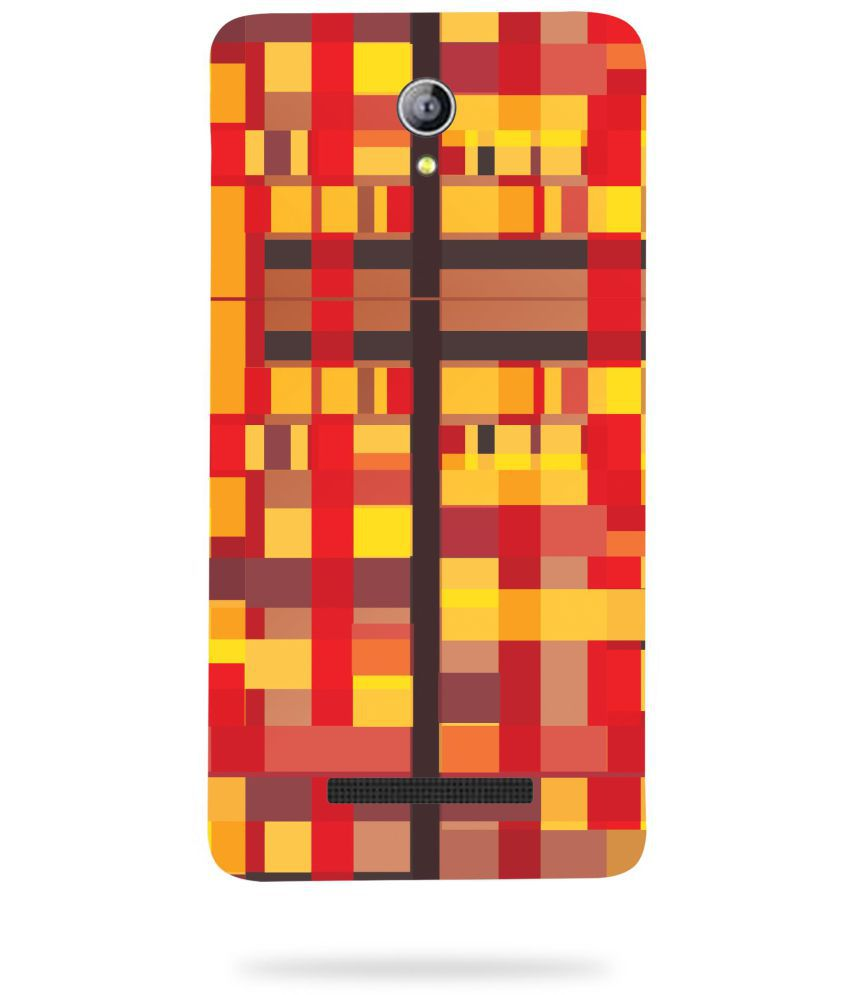 Micromax Canvas Pace 4G Printed Cover By ALDIVO
