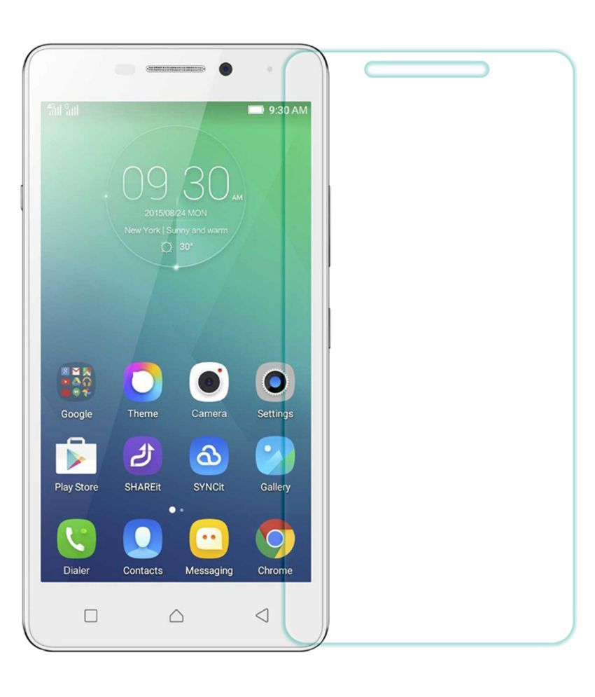 Lenovo Vibe P1M Tempered Glass Screen Guard By Glasscandy