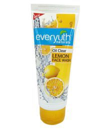 Everyuth Oil Clear Lemon Face Wash 100ml
