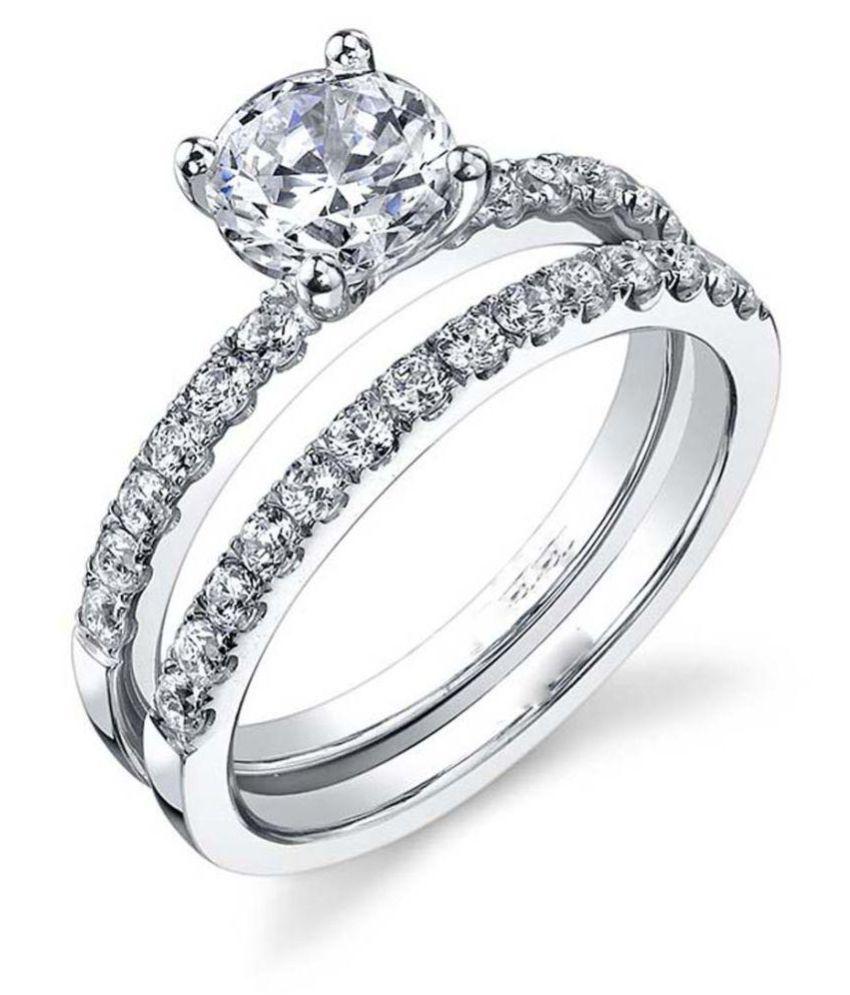 Kiara 92.5 Silver Ring