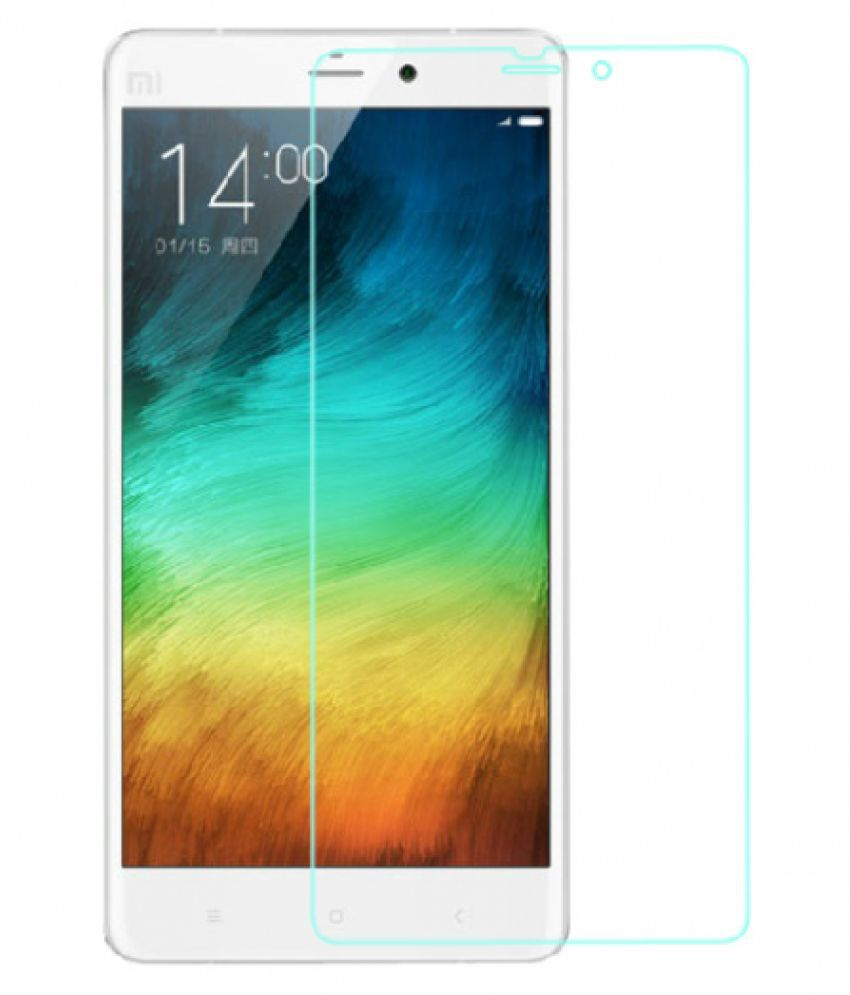 Xiaomi Mi Note Pro Tempered Glass Screen Guard By Tempered glass hd