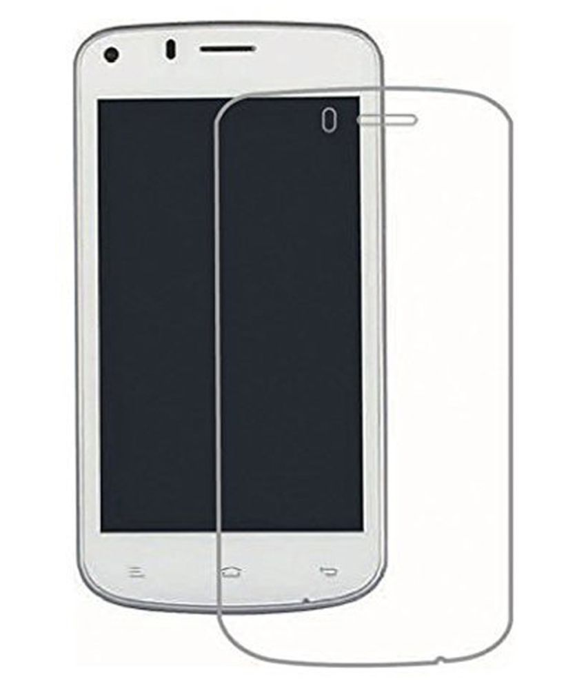 Gionee Pioneer P3 Tempered Glass Screen Guard By Tempered glass hd