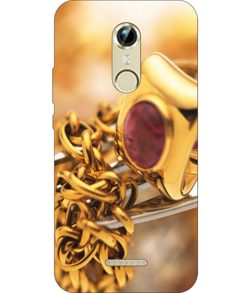 Panasonic Eluga Arc Printed Cover By Go Hooked
