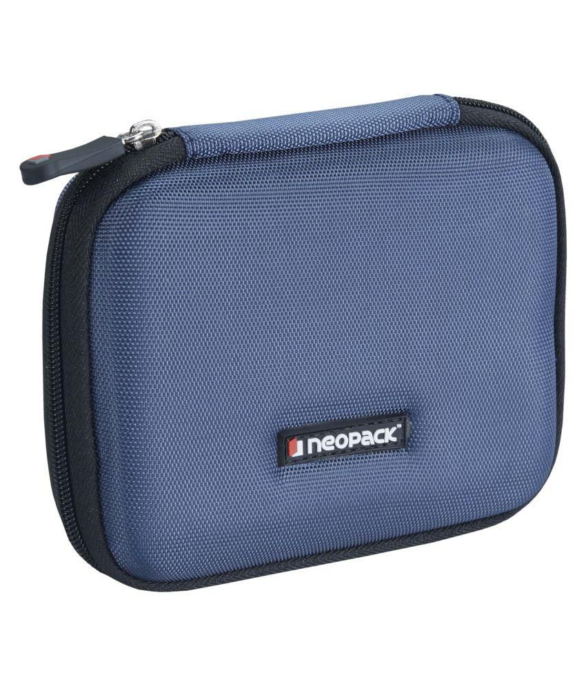 Neopack Shell Cover External Hard Drive For Seagate, Toshiba, WD, Sony And Transcend