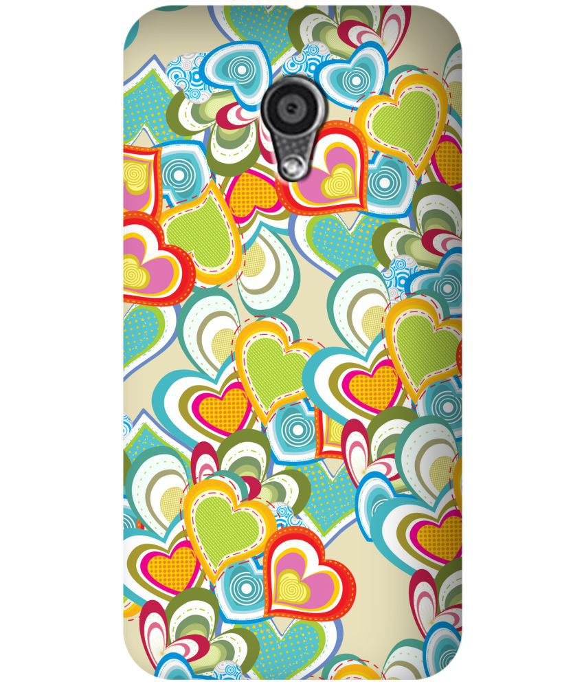 Moto G2 Printed Cover By SWAGMYCASE