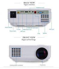 Everycom Everycom -EC77 LED Projector 800x600 Pixels (SVGA)