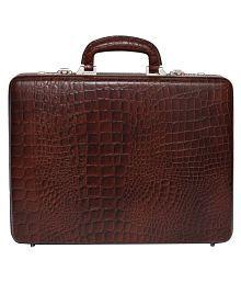 C Comfort Brown S Briefcase