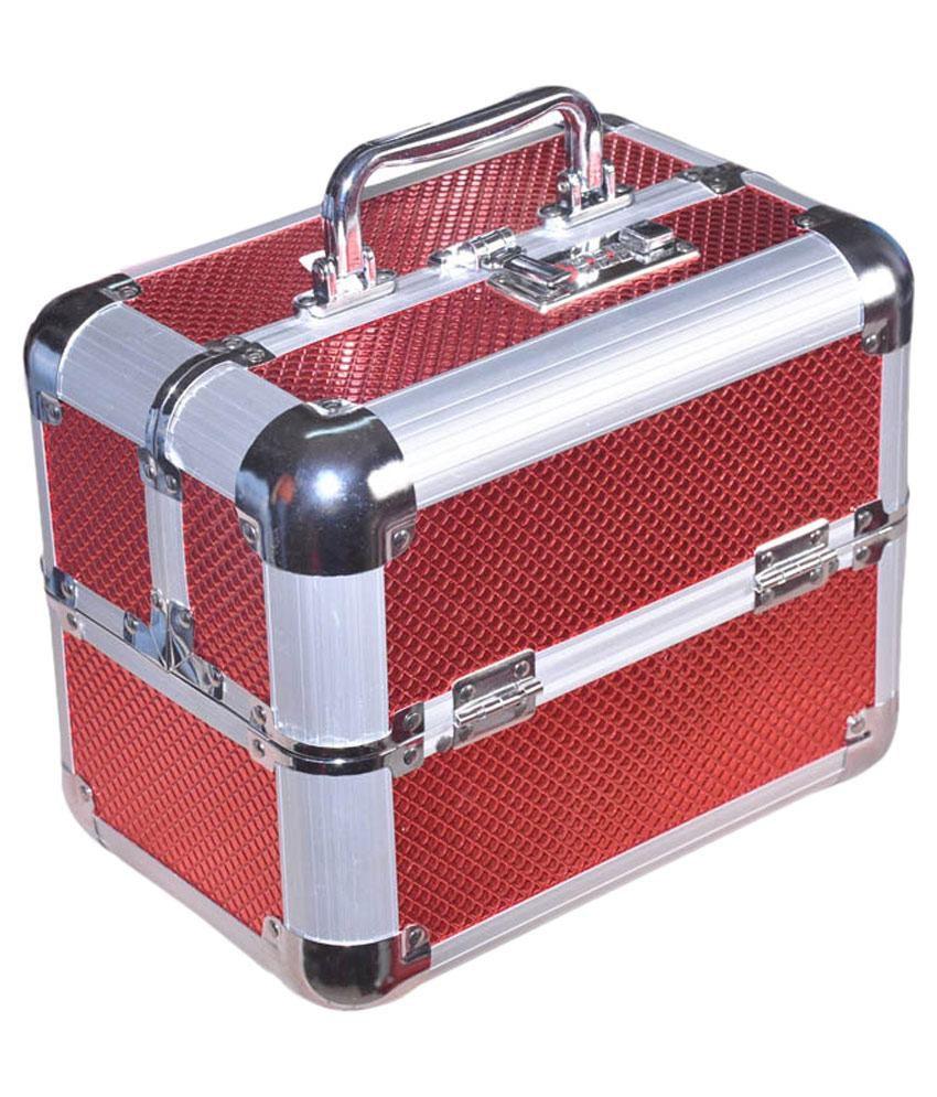 Bonanza Aluminuim Jewellery Box