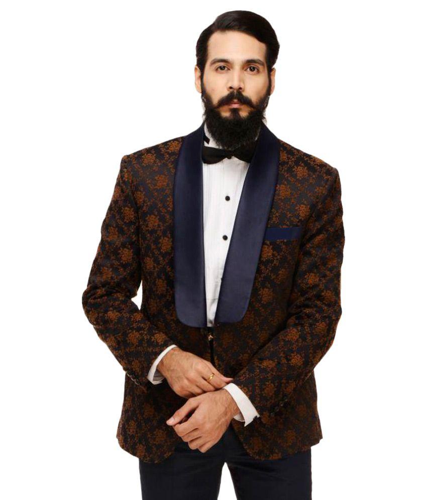 Monteil & Munero Multi Printed Casual Blazers