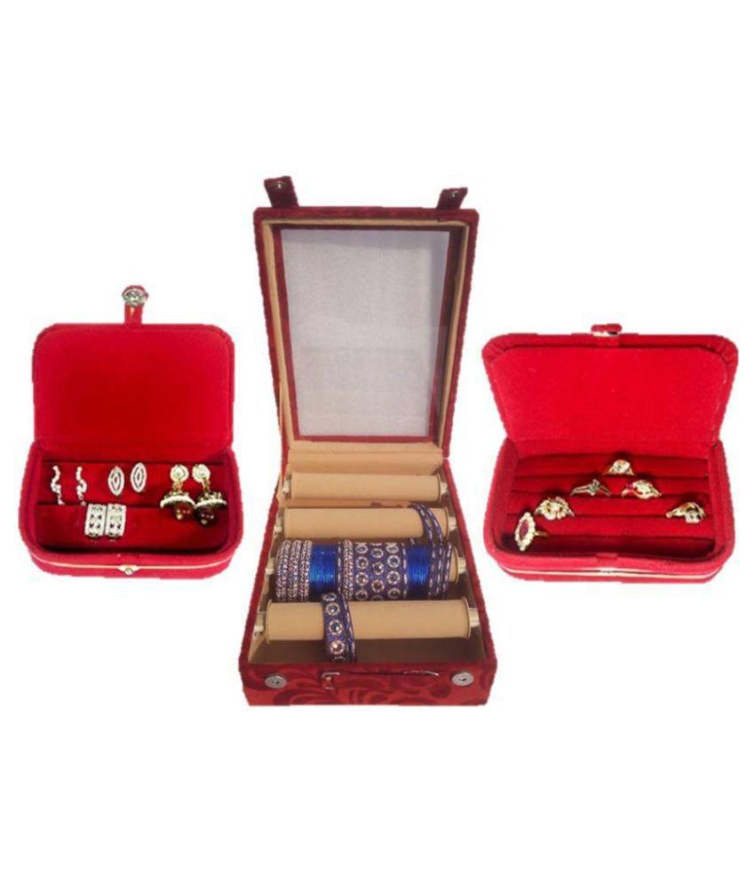 LNC Wooden Jewellery Box
