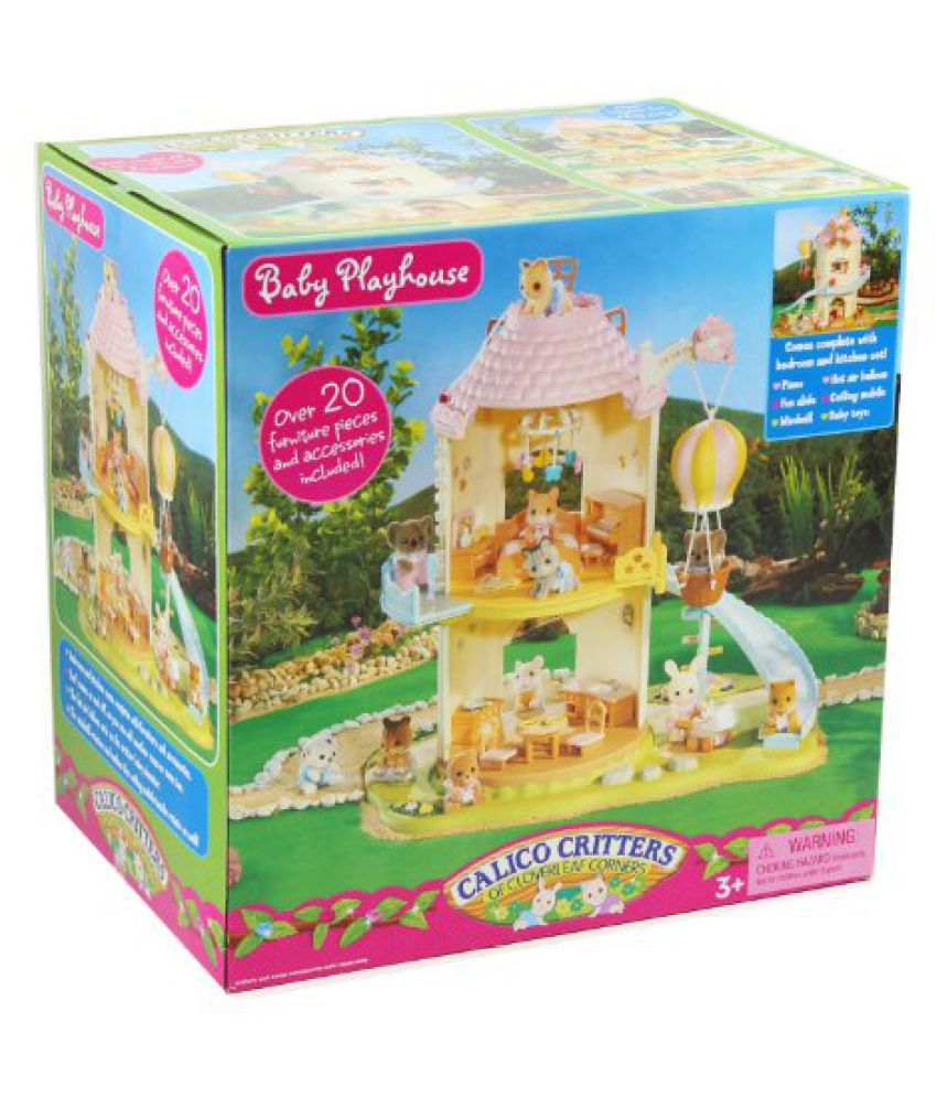 Calico Critters Baby Playhouse Windmill Buy Calico Critters Baby