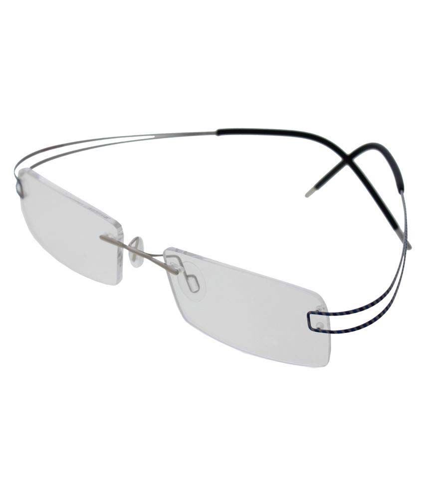 00ff9d3f00a Vast Clear Rectangle Sunglasses ( FRAMEVS RIMLESS 1051 SILVERSPRING ) - Buy  Vast Clear Rectangle Sunglasses ( FRAMEVS RIMLESS 1051 SILVERSPRING ) Online  at ...