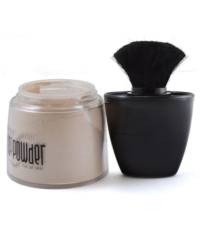 MN Good Choice India Pressed Powder Beige 1 gm