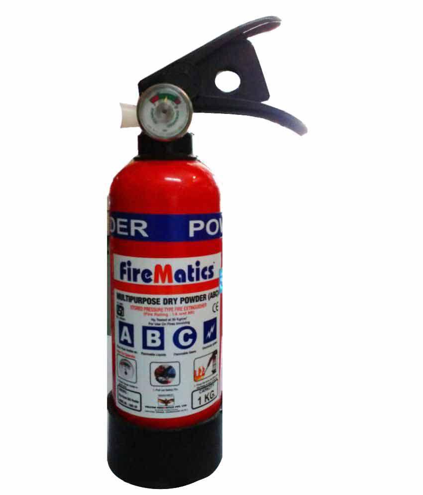 Firematics Fire Extinguishers