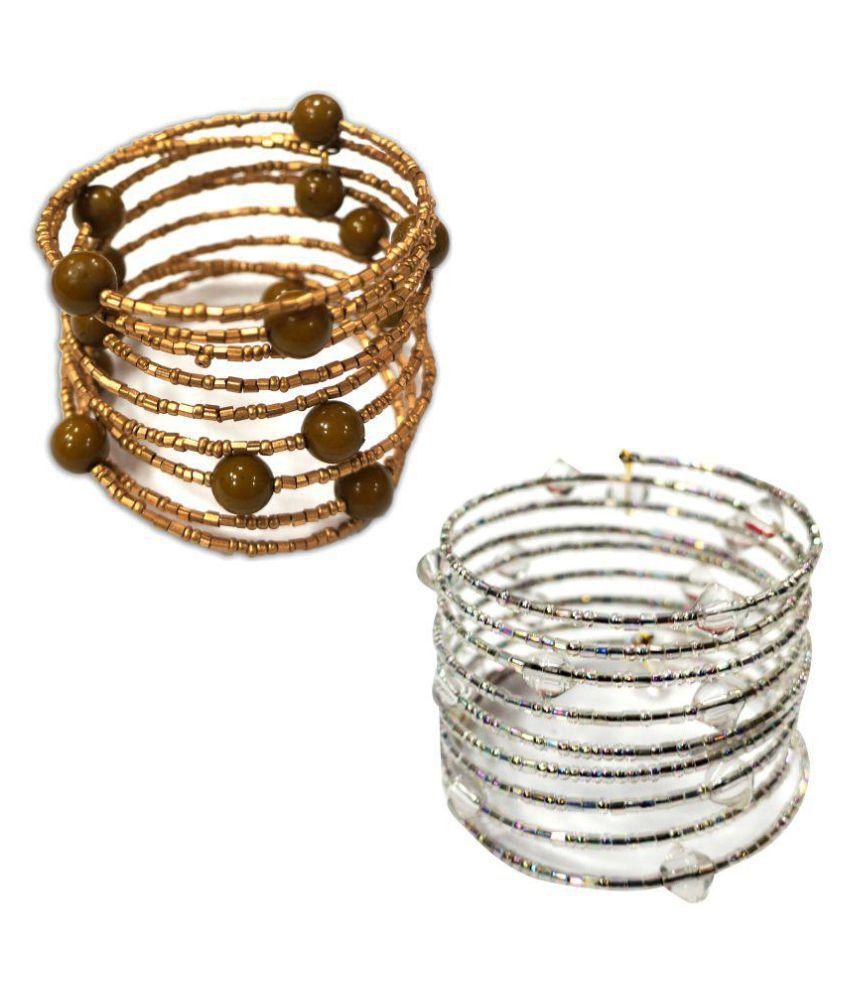 Urban-Trendz Beaded Bracelet Combo