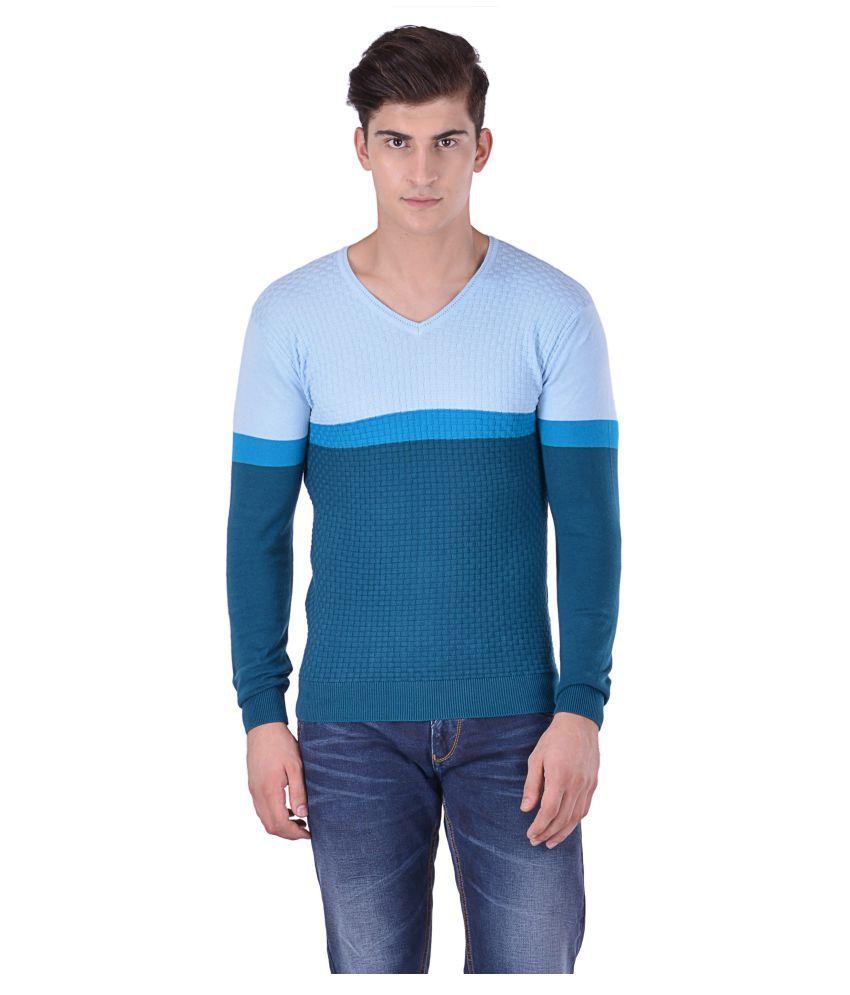 Hoffmen Multi V-Neck T-Shirt