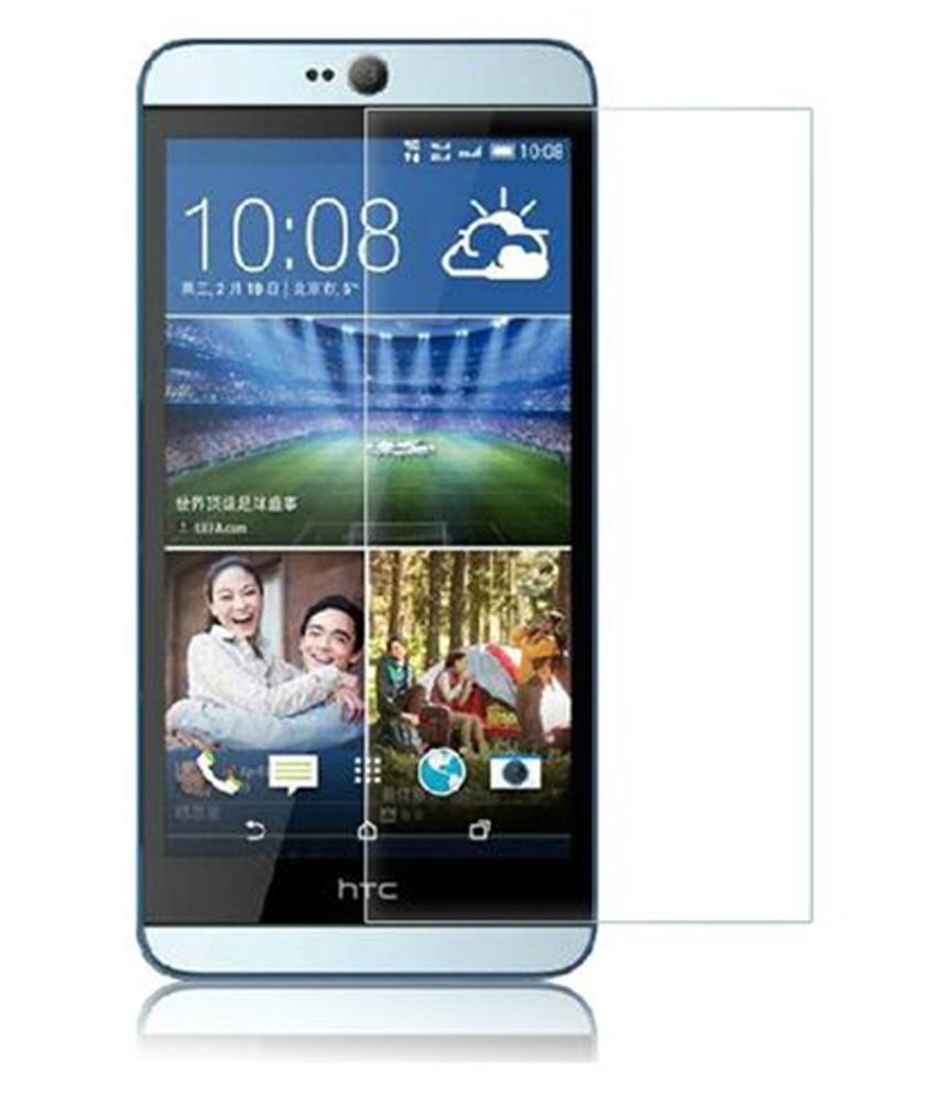 HTC Desire 826 Tempered Glass Screen Guard By Glasscandy