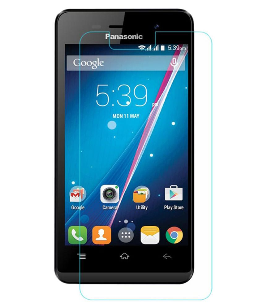 Panasonic T33 Tempered Glass Screen Guard By Glasscandy