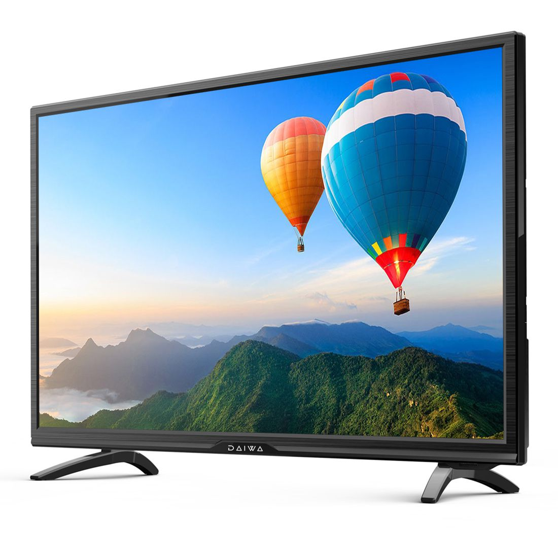 Slim Led Tv's Starting At Rs.10,490 By Snapdeal | Daiwa D32D2 80 cm ( 31.5 ) HD Ready (HDR) LED Television @ Rs.10,590