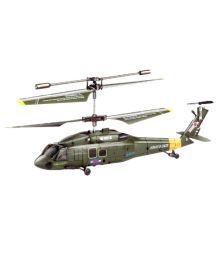 Saffire Multicolour 3-Channel RC Gyro Helicopter